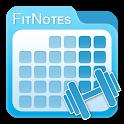 FitNotes - Gym Workout Log icon
