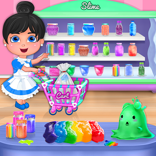 Super Slime Shopping Fun Play Android APK Download Free By Sweet Maker Shop