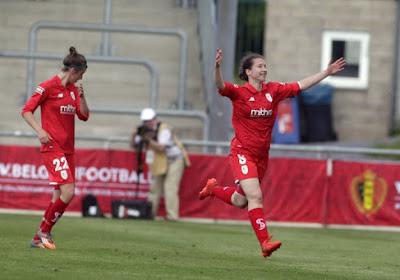 🎥 Les huits buts du Standard Femina en amical