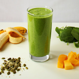 Vegan Green Protein Smoothie