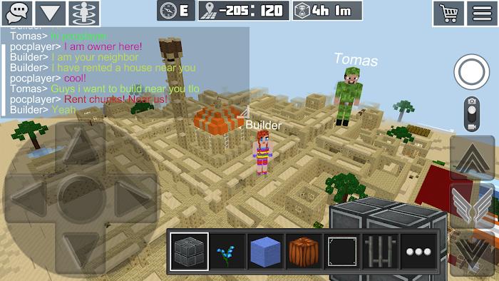 Planet of Cubes Premium v2.2 Apk Miki