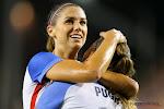 📷 Sterk beeld uit Amerikaanse competitie: moeder zijn én topsport, het kan!