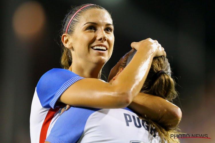 🎥 L'incroyable but ... annulé de l'équipe féminine américaine face au Mexique