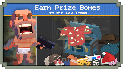 Guns Royale - Multiplayer Blocky Battle Royale 1.0 screenshots 9