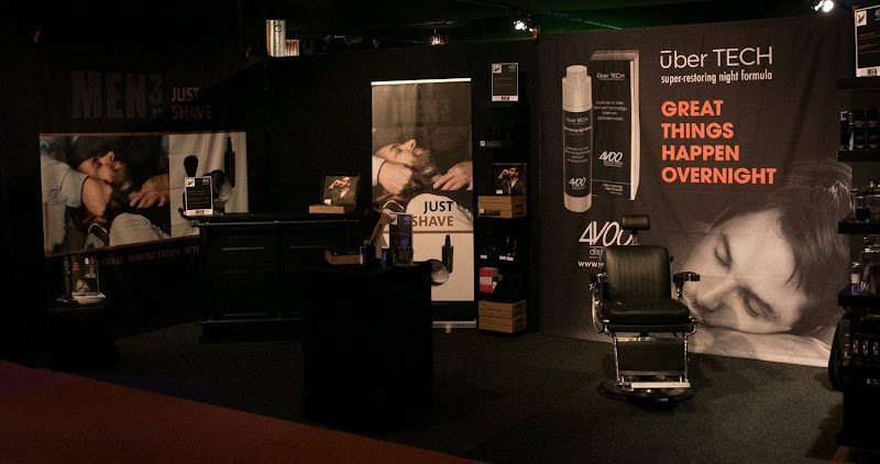 Partner van Gentlemen's Fair 2017 met #MEN³ #4VOO