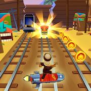 Train Surf Rush Road Runner