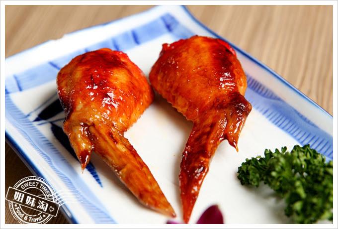 雄出沒岩燒生蠔熱炒餐廳-明太子雞翅