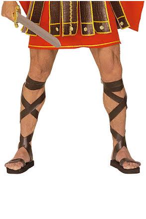 Romerska sandaler, herr