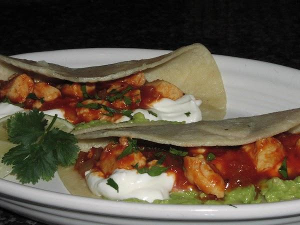 Mexican Flag Tacos Recipe