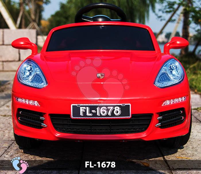 Xe điện thể thao cho bé Porsche FL-1678 4