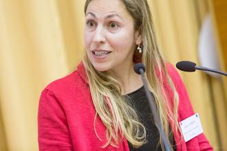 Photo: Anne Pépin, directrice de la Mission pour la place des femmes au CNRS- Photo Olivier Ezratty