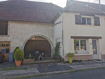 maison à Fraisans (39)