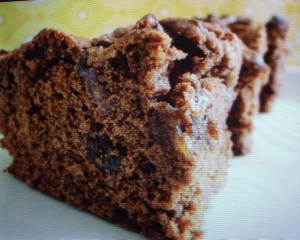 Chocolate Chip Date Coffee Cake