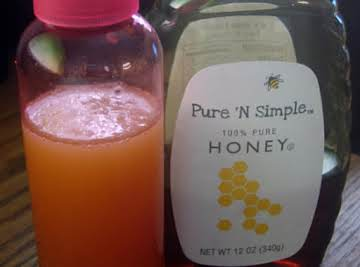 DIY Lemon & Honey Facial