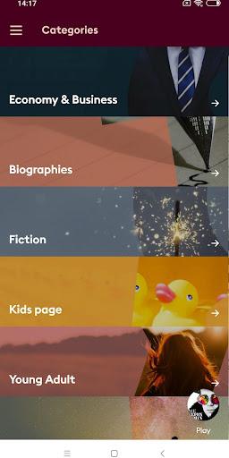Storytel: Audiobooks and E-books screenshots 3