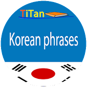 Daily Korean Phrases - Learn Korean Language Android APK Download Free By Titan Software Ltd.