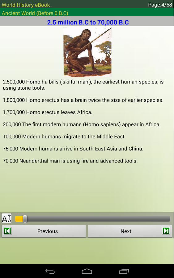 Quick history question?