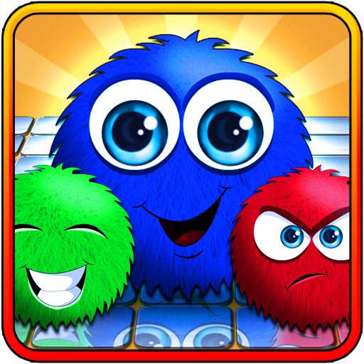 Fluffy balls – 5 in line. (game)
