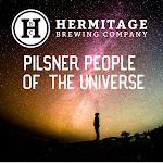 Hermitage Pilsner People of the Universe