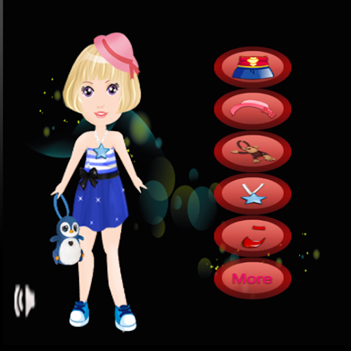 Baby Princess Dress up Game