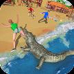 Dungeon Crocodile Simulator 2019 -Crocodile Attack APK