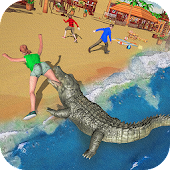 Dungeon Crocodile Simulator 2019 -Crocodile Attack