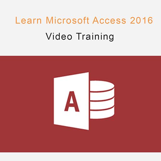 Learn Microsoft  Access 2016 商業 App LOGO-硬是要APP