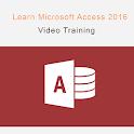 Learn Microsoft  Access 2016 icon