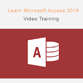 Learn Microsoft  Access 2016