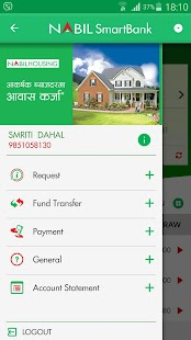 Nabil SmartBank- screenshot thumbnail