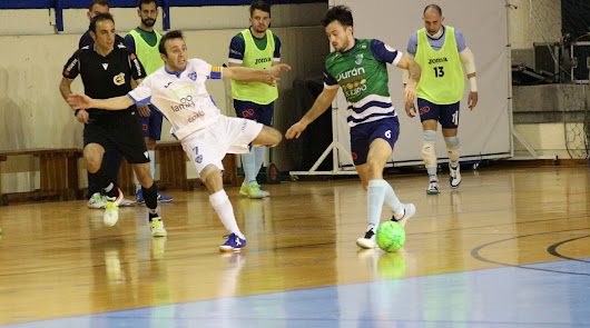 Durán Ejido Futsal vence a domicilio 3-7 a Family Cash Alzira