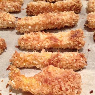 Crispy, Baked Butternut Squash Fries