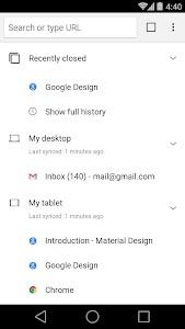 Chrome Dev v55.0.2883.18