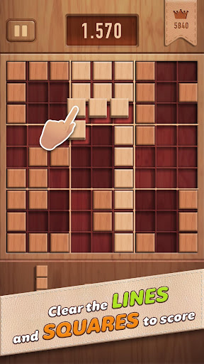 Woody 99 - Sudoku Block Puzzle - Free Mind Games 1.2.2 screenshots 1