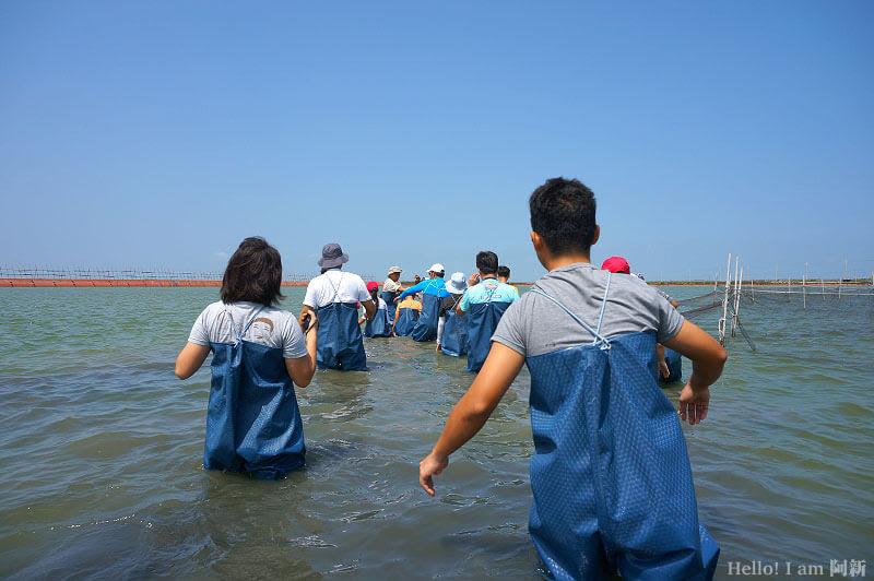台江攜遊記之半日漁夫鮮體驗-15