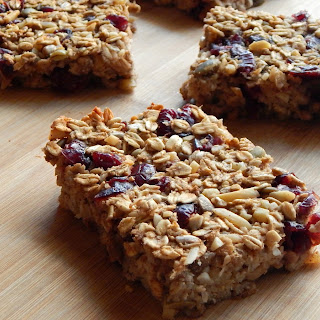 Healthy Sugar Free Breakfast Bars Recipes.