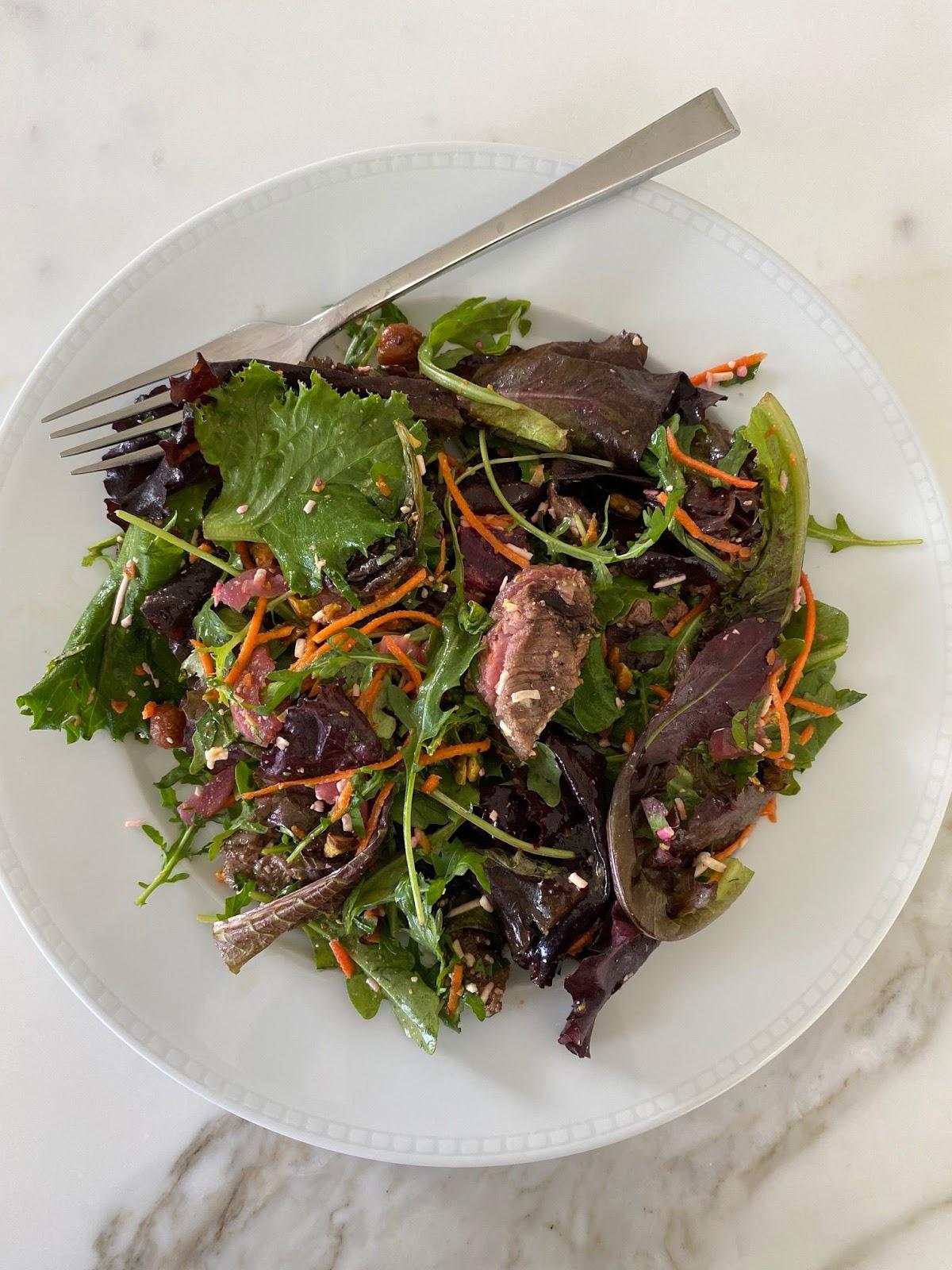 Dietitian Diary: Salad