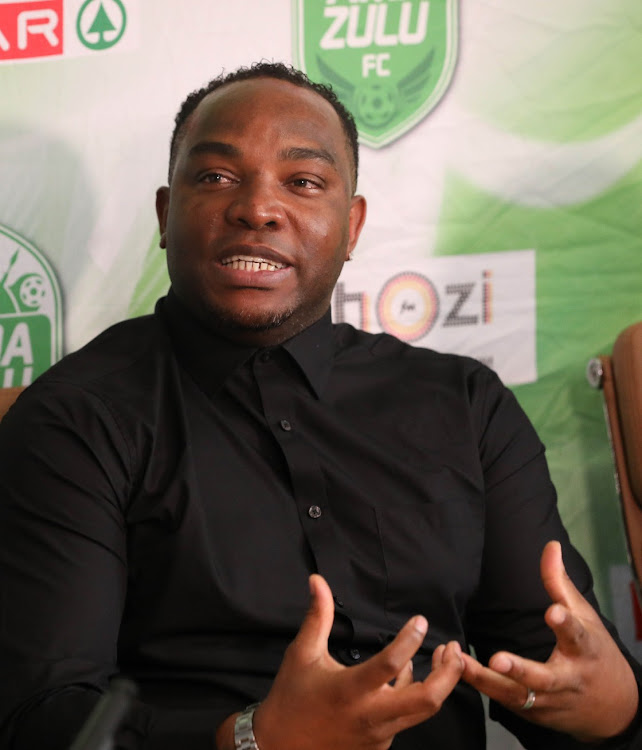 Benni McCarthy has agreed in principle to be the next Bafana Bafana coach