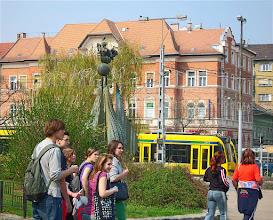 Photo: Młodzież na Placu Moskva