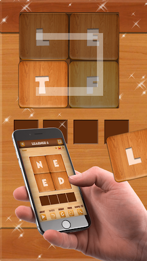 Word Crush : Swipe Hidden Words 1.0.8 screenshots 2