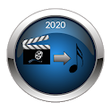 Video to Mp3 Converter, Video Cutter, Audio Cutter icon