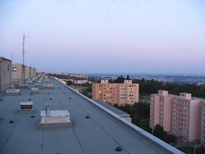 Photo: Vlevo je vysílač Radia Spin (96.2MHz , 1kW ERP, V).