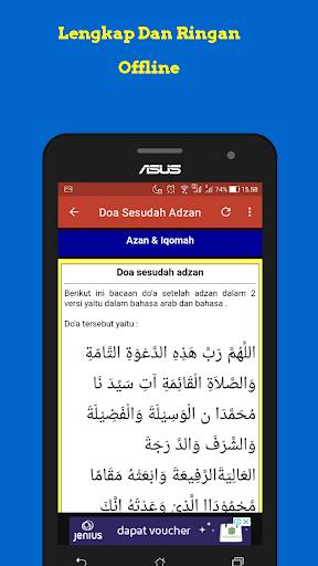 Download Mp3 Adzan Dan Iqamah Merdu Lengkap Plus Doa Adzan Google