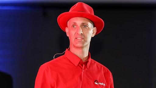 Red Hat CTO Quentin Geldenhuys.