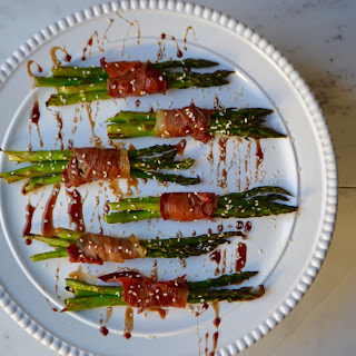 Asparagus Spears Appetizer Recipes