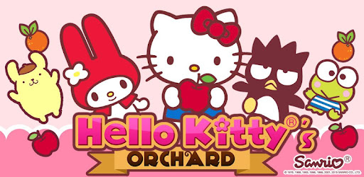 Hello Kitty Orchard Games (apk) free download for Android/PC/Windows screenshot