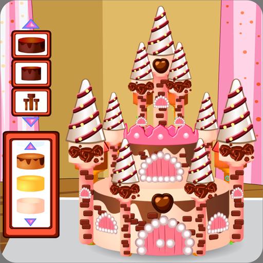 巧克力城堡蛋糕 休閒 App LOGO-硬是要APP