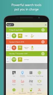 mySugr: Diabetes logbook app - screenshot thumbnail