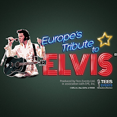 Europe's Tribute To Elvis 2015