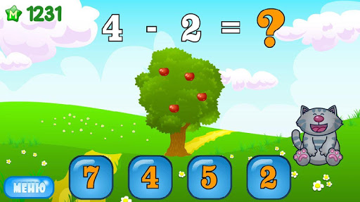 Mathematics and numerals: addition and subtraction 2.7 screenshots 11
